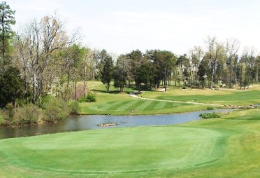 The Challenge at Hideaway Farms,Graham, North Carolina,  - Golf Course Photo