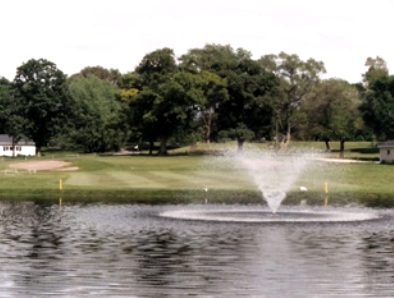 Gleneagles Country Club - Red,Lemont, Illinois,  - Golf Course Photo