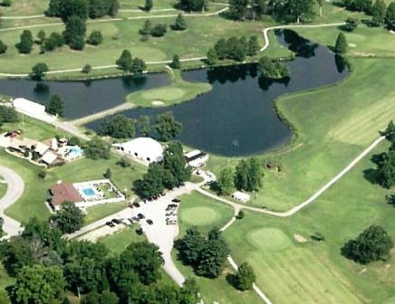 Wayne County Golf Course,Fairfield, Illinois,  - Golf Course Photo