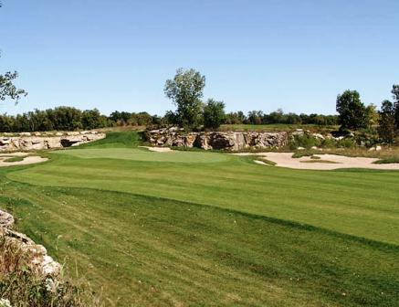 Stone Canyon Golf Club, Blue Springs, Missouri, 64015 - Golf Course Photo