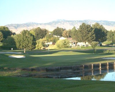Eagle Hills Golf Course,Eagle, Idaho,  - Golf Course Photo