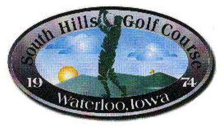 South Hills Golf Course,Waterloo, Iowa,  - Golf Course Photo