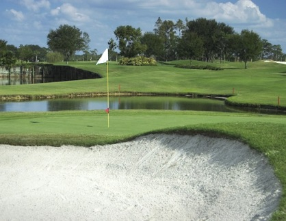 Saddlebrook Golf Resort, Palmer Course,Wesley Chapel, Florida,  - Golf Course Photo