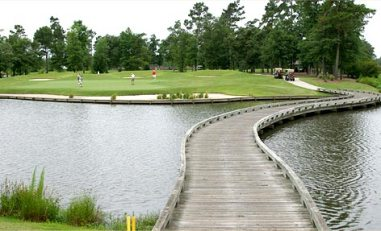 River Landing Country Club -Landing,Wallace, North Carolina,  - Golf Course Photo