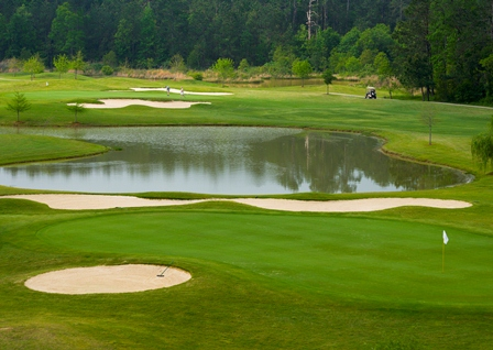 Golf Course Photo, Koasati Pines At Coushatta, Kinder, 70648