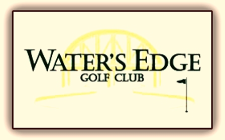 Edge golf course Waters