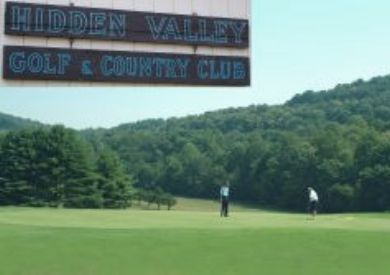 Hidden Valley Golf & Country Club,Livingston, Tennessee,  - Golf Course Photo