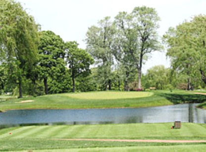 Golf Course Photo, Midlothian Country Club, Midlothian, 60445