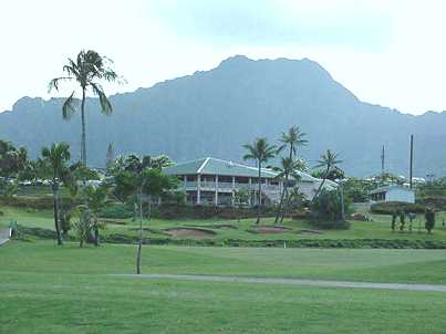 Ocean Heart Golf Course, Kaneohe, Hawaii, 96744 - Golf Course Photo