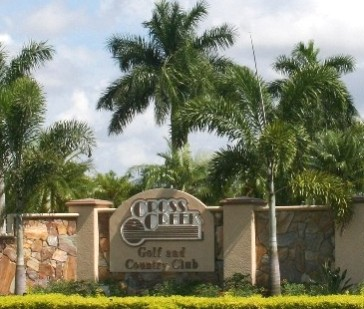 Cross Creek Country Club,Fort Myers, Florida,  - Golf Course Photo