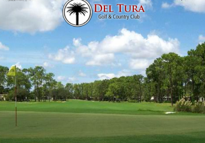 Del Tura Country Club,North Fort Myers, Florida,  - Golf Course Photo