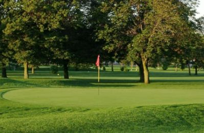 Golf Course Photo, Rackham Golf Course, Huntington Woods, 48070
