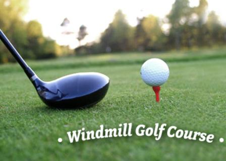 Windmill Golf Course,Clark, Missouri,  - Golf Course Photo