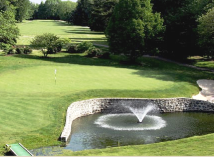 Springhaven Club,Wallingford, Pennsylvania,  - Golf Course Photo