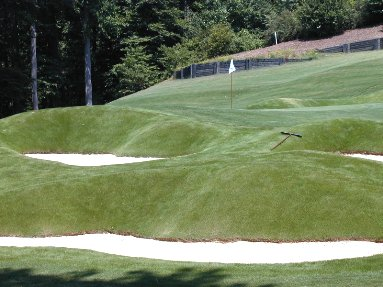 The Cardinal by Pete Dye, Greensboro, North Carolina, 27410 - Golf Course Photo