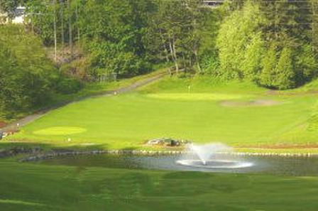 Golf Course Photo, Jackson Park Golf Course, Regulation, Seattle, 98125