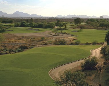 Golf Course Photo, TPC Scottsdale, Champions Golf Course, Scottsdale, 85255