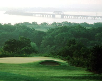 Chickasaw Pointe Golf Resort, Kingston, Oklahoma, 73439 - Golf Course Photo