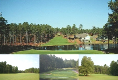 Golf Course Photo, Deercroft Golf & Country Club, Wagram, 28396