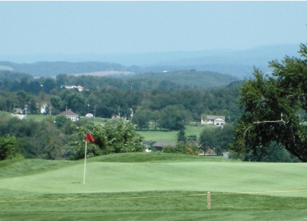 Glengarry Golf Links,Latrobe, Pennsylvania,  - Golf Course Photo