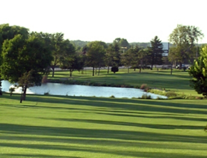 Evergreen Golf Club,Elkhorn, Wisconsin,  - Golf Course Photo