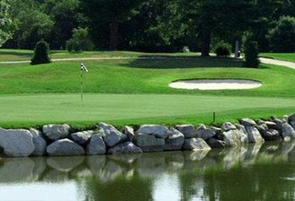 Montgomery Country Club,Laytonsville, Maryland,  - Golf Course Photo