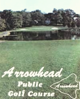 Arrowhead Golf Course -Red-White,Douglassville, Pennsylvania,  - Golf Course Photo
