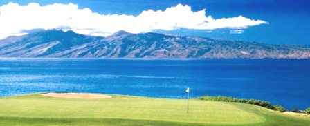 Kapalua Golf Resort, The Bay Course,Napili, Hawaii,  - Golf Course Photo