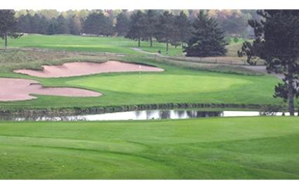 Golf Course Photo, Timber Ridge Country Club, Minocqua, 54548
