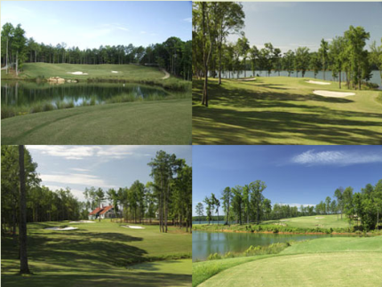 Golf Course Photo, Arrowhead Pointe Golf Course, Elberton, 706-283-6000