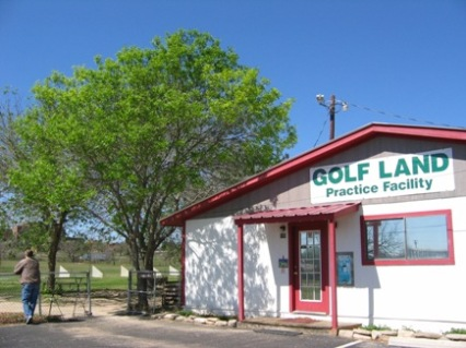 Golf Land Practice Facility, CLOSED 2007,Kerrville, Texas,  - Golf Course Photo