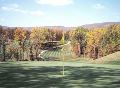 Golf Course Photo, Hanging Rock Golf Club, Salem, 24153