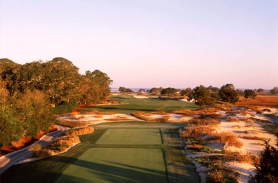 Sea Island Golf Club, Seaside Golf Course,Saint Simons Island, Georgia,  - Golf Course Photo