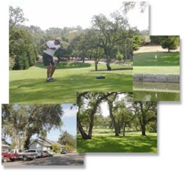 Black Oak Golf Course,Auburn, California,  - Golf Course Photo
