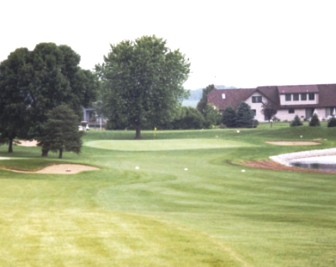 Pinecrest Golf & Country Club,Huntley, Illinois,  - Golf Course Photo