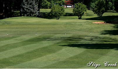 Sligo Creek Golf Course,Silver Spring, Maryland,  - Golf Course Photo