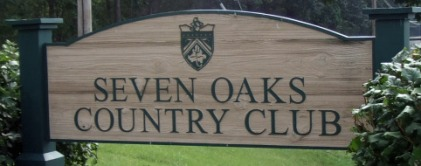 Seven Oaks Country Club,Beaver, Pennsylvania,  - Golf Course Photo