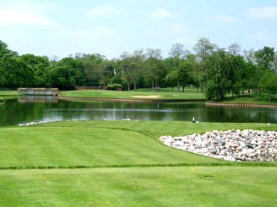 Cantigny Golf Course - Woodside-Lakeside,Wheaton, Illinois,  - Golf Course Photo