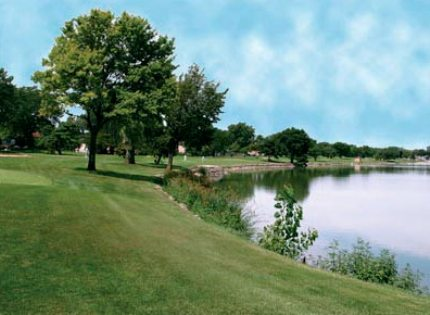 Golf Course Photo, Lake Park Golf Course, Des Plaines, 60018