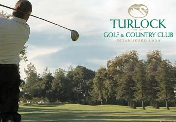 Golf Course Photo, Turlock Golf & Country Club, Turlock, 95380
