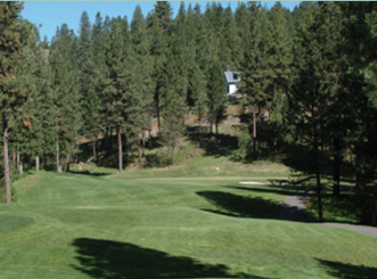 Golf Course Photo, Meadow Creek Golf & Field Club, New Meadows, 83654