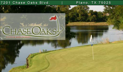 Golf Course Photo, Chase Oaks Golf Course -Sawtooth, Plano, 75025