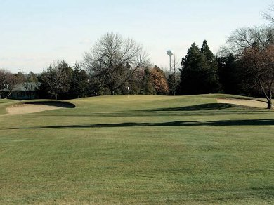 Village Green Country Club, Mundelein, Illinois, 60060 - Golf Course Photo