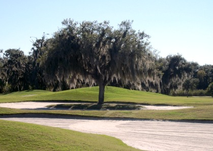 Oak Ford Golf Club, CLOSED 2013,Sarasota, Florida,  - Golf Course Photo