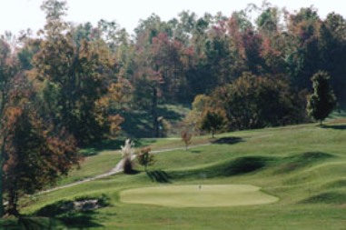 Golf Course Photo, Fox Hollow Golf Club, Glasgow, 42141