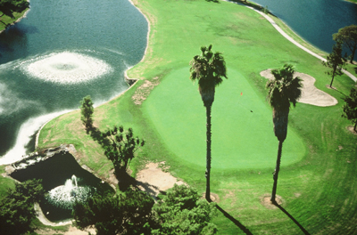 Cerritos Iron-Wood Nine Golf Course, Cerritos, California, 90703 - Golf Course Photo