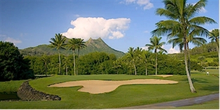 Golf Course Photo, Olomana Golf Links, Waimanalo, 96795