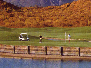 Mountain Brook Golf Club, Gold Canyon, Arizona, 85219 - Golf Course Photo