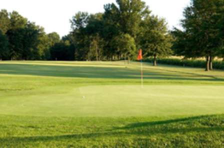 Roland Barkau Memorial Golf Course, Okawville, Illinois, 62271 - Golf Course Photo