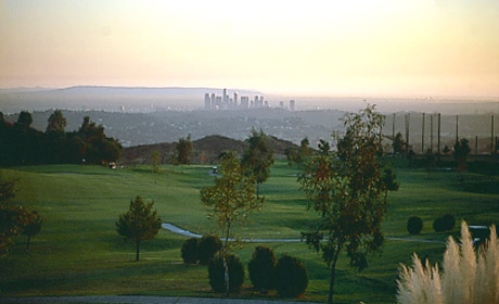 Scholl Canyon Golf & Tennis Club,Glendale, California,  - Golf Course Photo